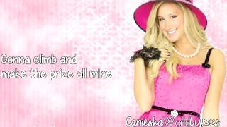 Ashley Tisdale (Sharpay Evans) - Gonna Shine (Lyrics Video) HD