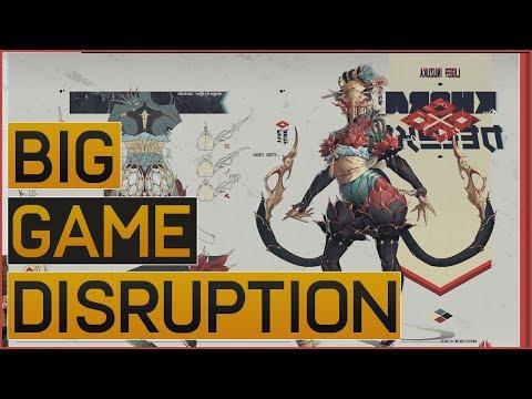 Disruption, Railjack, Raids, Khora Deluxe, Flydolon, Nightwave Fixes & Much More! - Dev 127