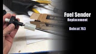 873 bobcat fuel tank removal - TH-Clip