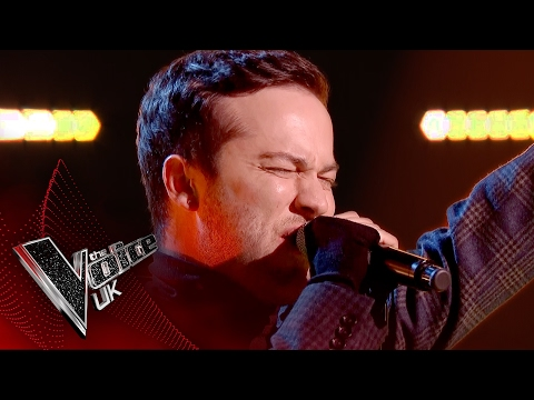 Kit Rice performs 'Ain't No Sunshine': Blind Auditions 7 | The Voice UK 2017
