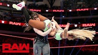 Carmella vs. Nikki Cross: Raw, July 1, 2019