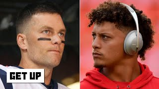 Tom Brady, Patrick Mahomes or Russell Wilson: Which QB would you take to win one game? | Get Up