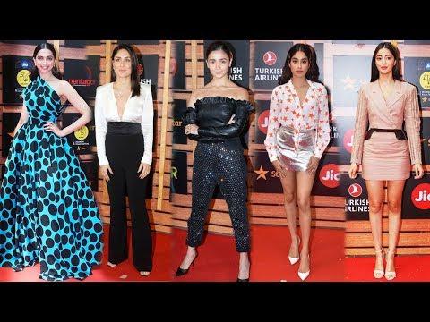 Jio MAMI Mumbai Film Festival : Deepika,Kareena,Alia,Janhvi,Ananya,Karan | Complete Video
