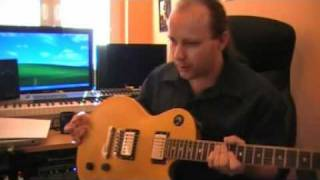 Video kopie Gibson Les Paul