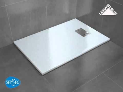 comment poser receveur douche resine la r ponse est sur. Black Bedroom Furniture Sets. Home Design Ideas