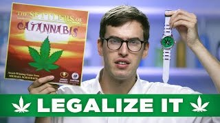 Legalize Weed So We Can Stop Talking About It