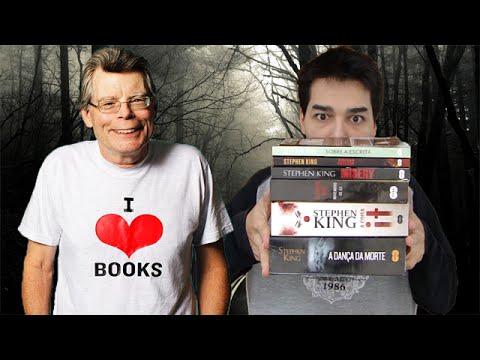 6 livros de Stephen King Que Você Deve Ler