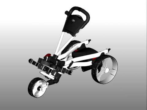 Video Demonstration Big Max Gamma Electric Trolley