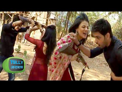 Ranveer Ishani's Off Camera Masti   Meri Aashiqui Tum Se Hi - Fun On The Sets