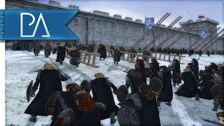 SIEGE OF WHITERUN: SKYRIM STORMCLOAKS - Elder Scrolls Total War Mod Gameplay