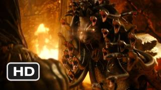 Clash Of The Titans - Medusa