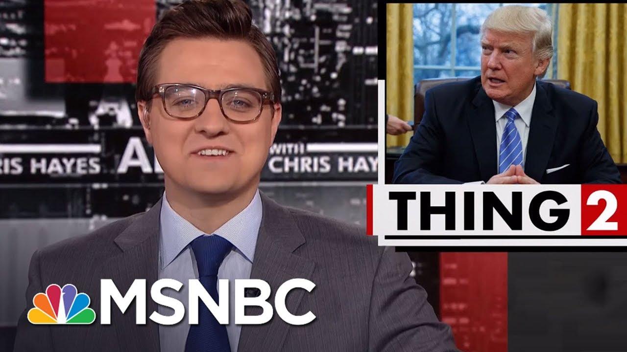 Fox News Via President Donald Trump's Twitter   All In   MSNBC thumbnail