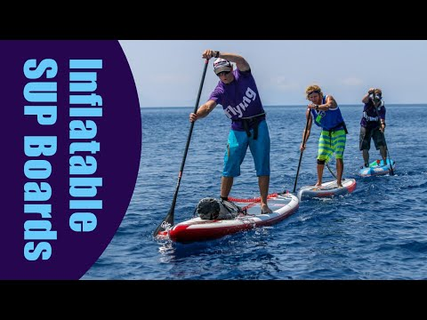Top 5 Inflatable Stand Up Paddle Boards