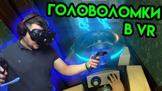 Nano Shift | Головоломки в VR | HTC Vive VR - Video Youtube