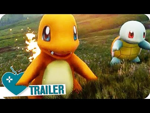 POKÉMON GO All Trailers (2016) iOS, Android Game