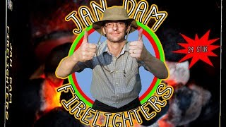 preview picture of video 'Jan Dam Se Fire Lighters Advertensie'