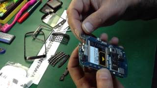 How To Dismantle Blackberry 9360
