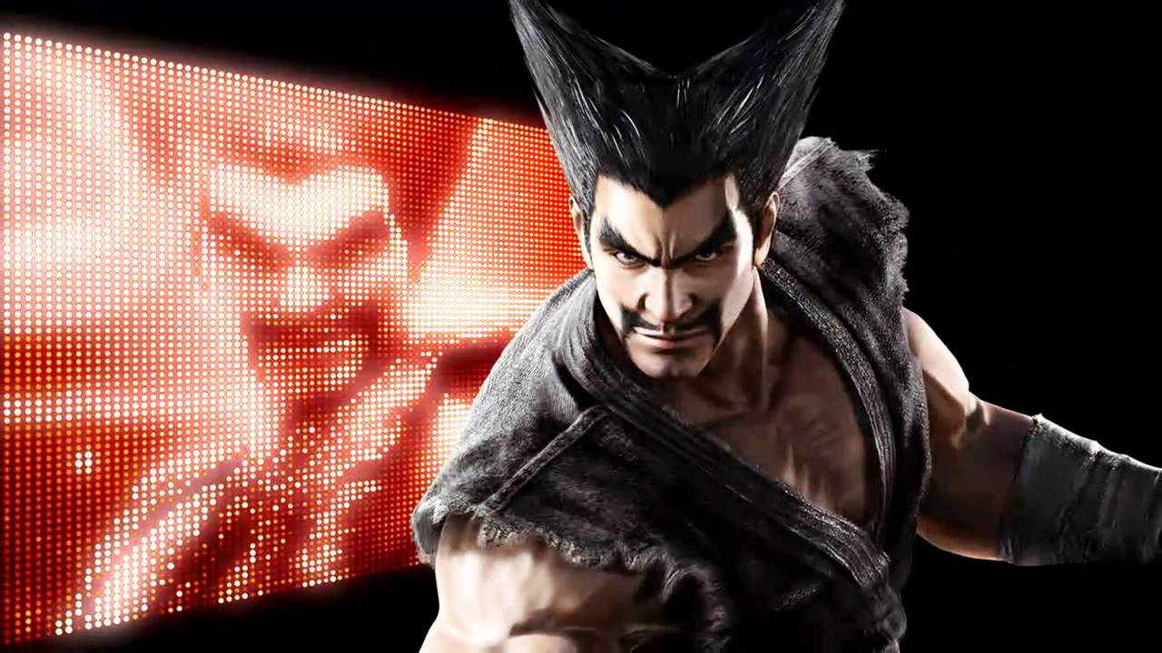 Tekken Washes Away The Grey, But Don't Touch The Hair, OK?