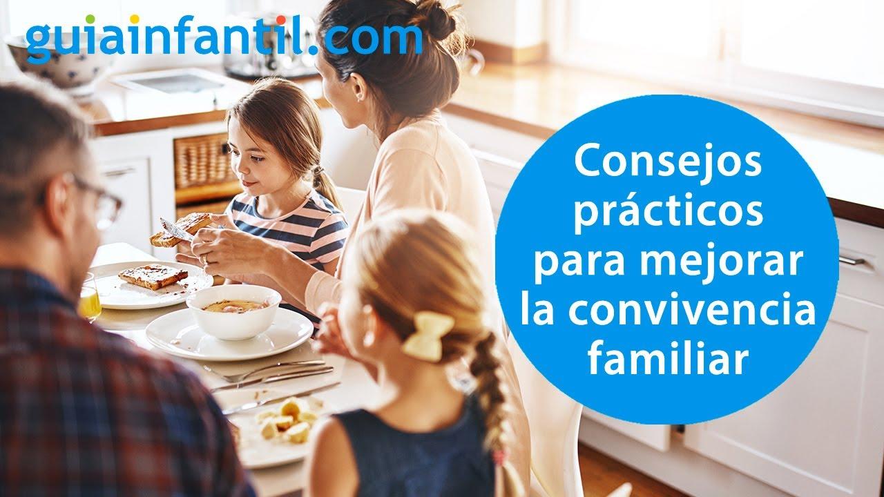 Hablar bajito y otros hábitos y rutinas de los niños que mejoran la convivencia familiar en casa