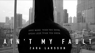 Sandra Brunnich & Tobias Ellehammer Choreography / Zara Larsson - Ain't My Fault