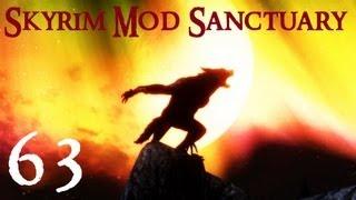 Skyrim Mod Sanctuary 63 : Werewolves 2