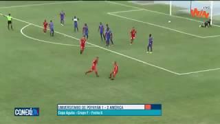 América Vs Universitario De Popayán (2-1)   Copa Aguila 2019-I - Fecha 6