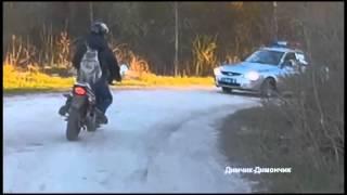 Мото погони  Погоня за мотоциклистами #1