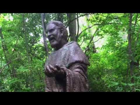 St. Francis of Assisi <br>Sculpture Garden Stroll