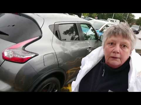 Woman Attacks Filmer After Driving Wrong Way Down UK Car Park