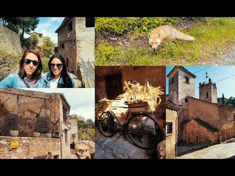 Pueblos medievales de Cataluña - Mura y Talamanca