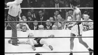 Sugar Ray Robinson vs Gene Fullmer