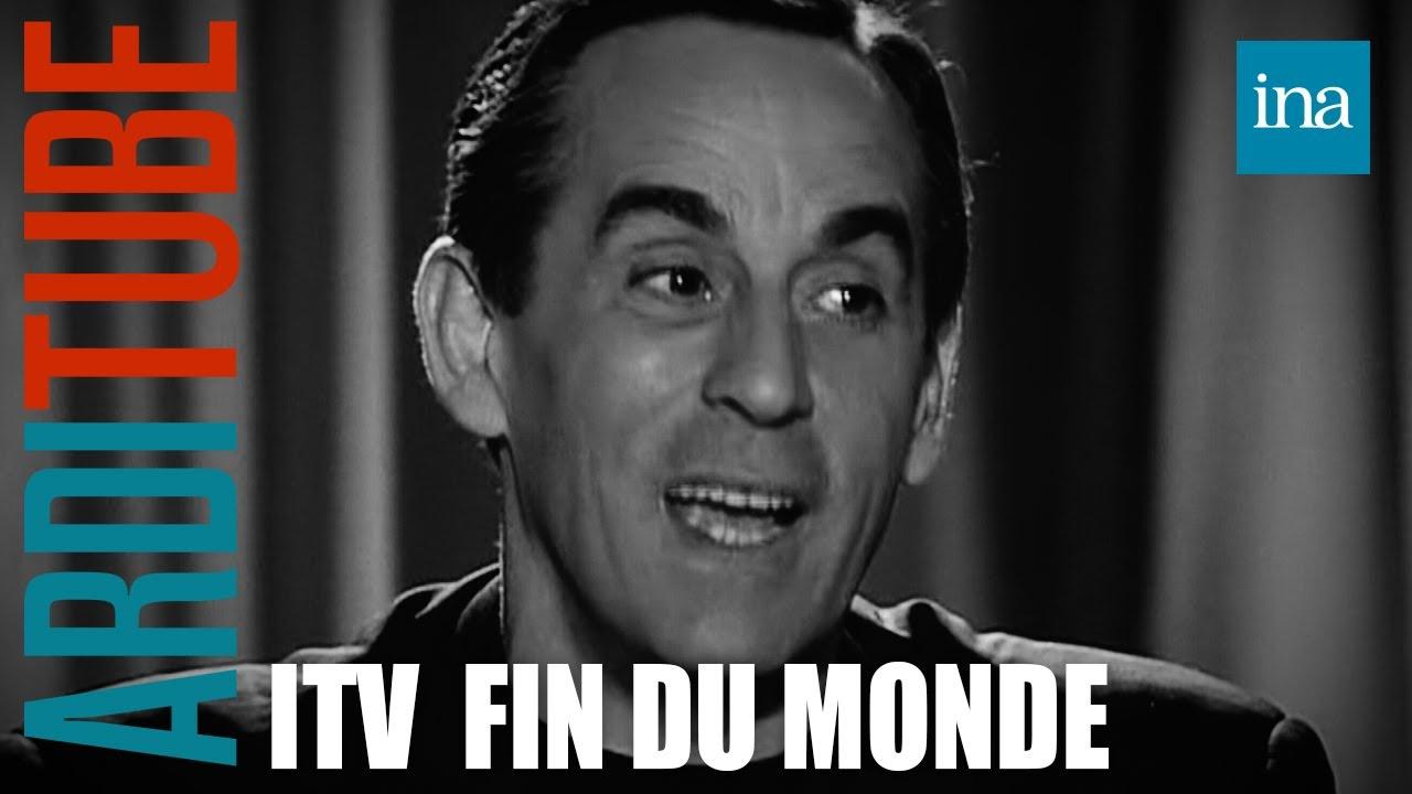 """Les interviews  """"Fin du Monde"""" de Thierry Ardisson, le best of   INA Arditube"""