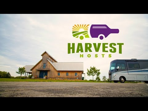 RV Camping at Vermilion Valley Vineyards with Harv
