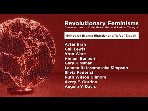 Revolutionary Feminisms: Virtual Book Launch