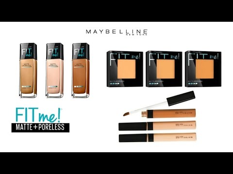Fit Me Concealer by Maybelline #4