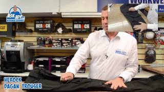 AskAdy Reviews the Dagan Workwear Work Trousers