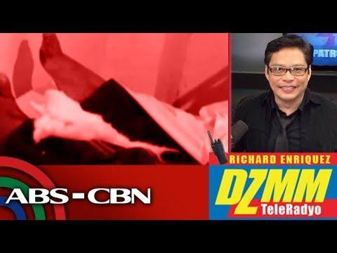[ABS-CBN]  DZMM TeleRadyo: PNP, may hawak nang ilang testigo sa pamamaslang sa Negros Occidental