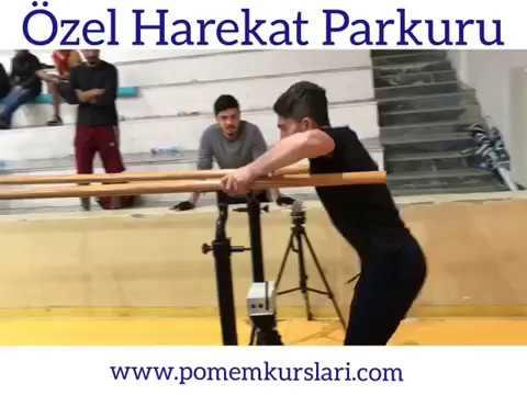 Özel Harekat Parkuru 2018