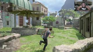 Uncharted 4 Multiplayer Gameplay - MIZOO IS SOO SALTY!