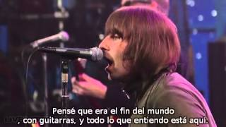Beady Eye -The Beat Goes On-(Subtitulada Español) (Live on Letterman) (HQ)
