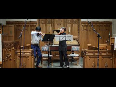 Leclair: Sonata for Two Violins