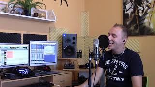 Mikle Peti   Mona Lisa (Rúzsa Magdolna Cover) Live Studio Session