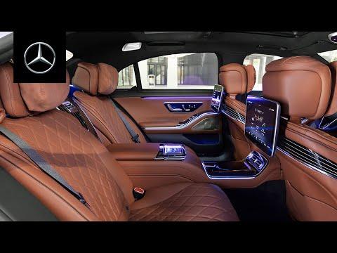 Musique publicité  Mercedes Benz La nouvelle Classe S |  High-Tech pour un confort maximum    Juin 2021