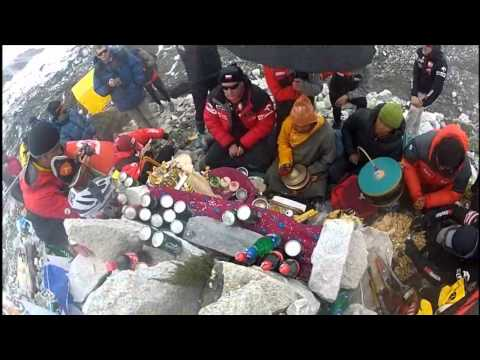 Wyprawa PZA na Lhotse: obóz trzeci stoi