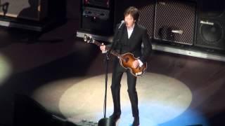 Paul McCartney - The Night Before, Royal Albert Hall, London, 29.3.2012