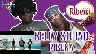 Belly Squad   Ribena [Music Video] | GRM Daily | Reaction Video