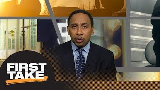 Stephen A. Smith reacts to head coach Tyronn Lue stepping away from the Cleveland Cavaliers due to health issues.  ✔ Subscribe to ESPN on YouTube: http://es.pn/SUBSCRIBEtoYOUTUBE ✔ Watch Latest Episodes on WatchESPN: http://es.pn/LatestEpisodes ✔ Watch ESPN on YouTube TV: http://es.pn/YouTubeTV  Get more ESPN on YouTube: ► First Take: http://es.pn/FirstTakeonYouTube ► SC6 with Michael & Jemele: http://es.pn/SC6onYouTube ► SportsCenter with SVP: http://es/pn/SVPonYouTube  ESPN on Social Media: ► Follow on Twitter: http://www.twitter.com/espn ► Like on Facebook: http://www.facebook.com/espn ► Follow on Instagram: http://www.instagram.com/espn  Visit ESPN on YouTube to get up-to-the-minute sports news coverage, scores, highlights and commentary for NFL, NHL, MLB, NBA, College Football, NCAA Basketball, soccer and more.   More on ESPN.com: http://www.espn.com