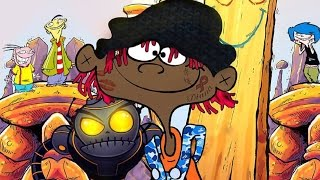 Famous Dex  Took Time Ft Dee Dexter The Robot