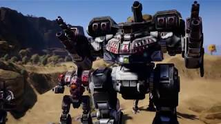 VideoImage1 BATTLETECH Heavy Metal