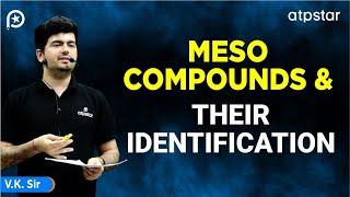 Meso compound - IIT JEE organic chemistry
